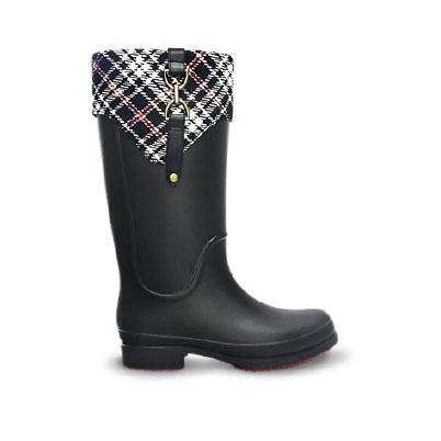 Crocs Bridle Wellie Rain Boot